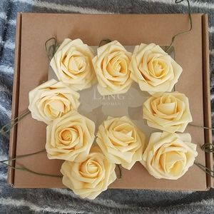 Ling's Moment Foam Roses (9 avail.)